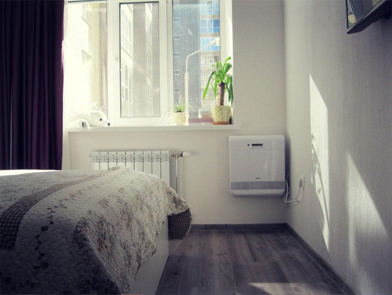 Приточная вентиляция помогает быстро заснуть